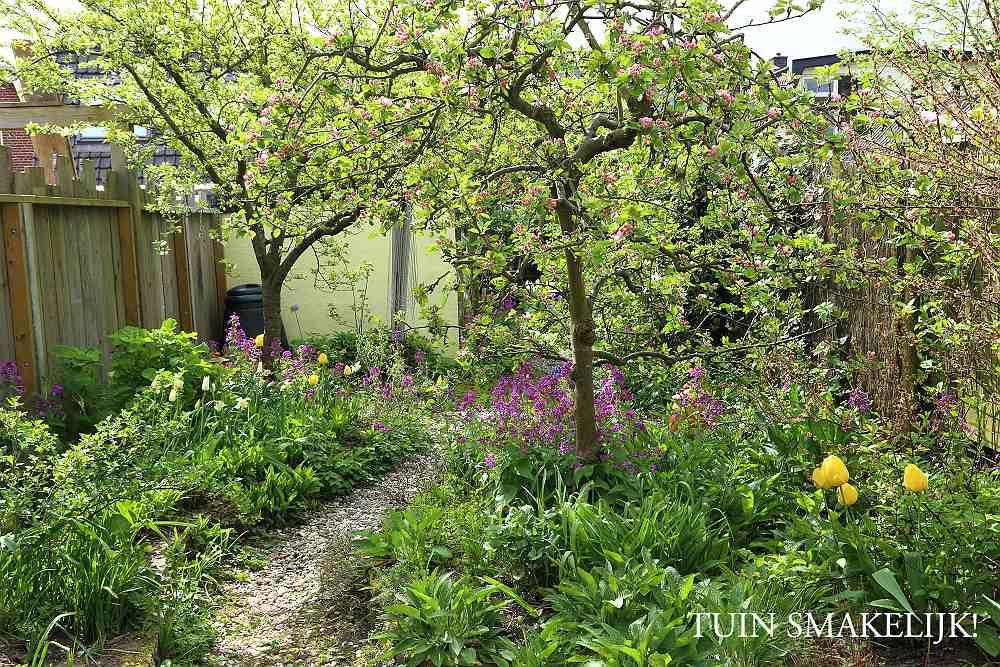 tuin smakelijk permacultuur eetbare tuin tuinontwerp